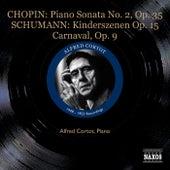 Chopin, F.: Piano Sonata No. 2 / Schumann, R.: Kinderszenen / Carnaval (Cortot) (1953) by Alfred Cortot