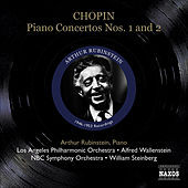Chopin, F.: Piano Concertos Nos. 1 and 2 (Rubinstein) (1946, 1953) by Arthur Rubinstein