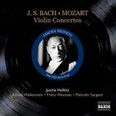 Bach, J.S.: Violin Concertos / Mozart: Violin Concerto No. 5 (Heifetz) (1946-53) by Jascha Heifetz