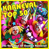 Karneval Top 50 - The Very Best Of German Karneval by Various Artists