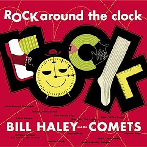 Rock Around The Clock (1st LP) by Bill Haley & the Comets
