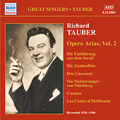 Tauber, Richard: Opera Arias (1926-1946) by Richard Tauber
