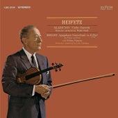 Glazunov: Violin Concerto In A Minor, Op. 82 , Mozart: Sinfonia Concertante, K.364 In E-Flat by Jascha Heifetz