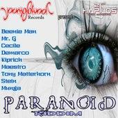 Paranoid Riddim von Various Artists