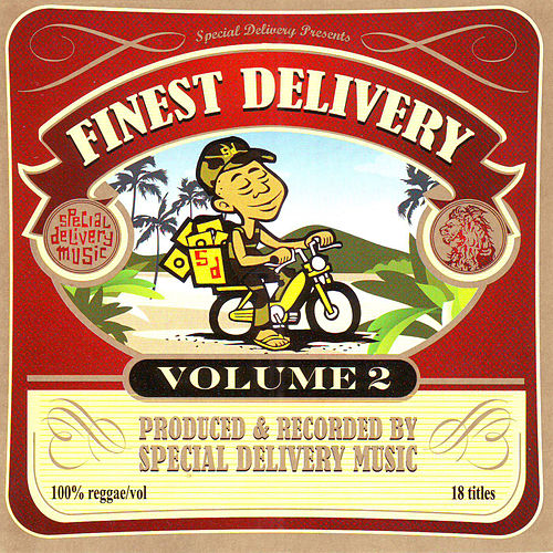 Finest Delivery Volume 2 by Various Artists