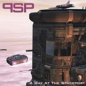 A Day At The Spaceport by PSP
