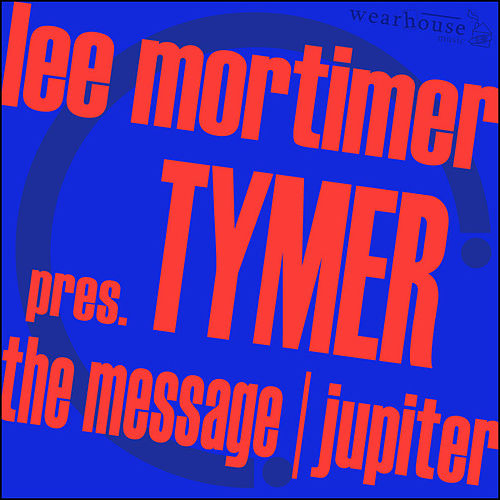 The Message & Jupiter by Lee Mortimer