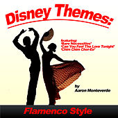 Disney Themes Flamenco Style by Aaron Monteverde
