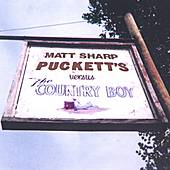 Puckett's Versus The Country Boy by Matt Sharp