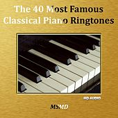 The 40 Most Famous Classical Piano Ringtones (High Quality) by Phone