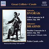 Dvorak: Cello Concerto - Brahms: Double Concerto by Various Artists