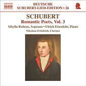 Schubert: Lied Edition 26 - Romantic Poets, Vol. 3 by Ulrich  Eisenlohr