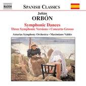 Orbon: Symphonic Dances by Various Artists