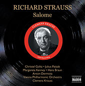 Strauss, R.: Salome (Goltz, Patzak, Krauss) (1954) by Various Artists
