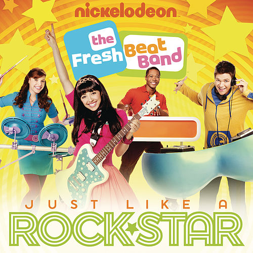 Just Like a Rockstar by The Fresh Beat Band