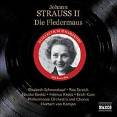 Strauss Ii, J.: Die Fledermaus (The Bat) (Schwarzkopf, Gedda, Karajan) (1955) by Various Artists