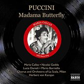 Puccini: Madama Butterfly (Callas, Gedda, Karajan) (1955) by Various Artists