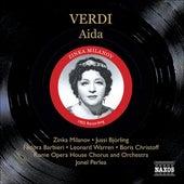 Verdi: Aida (Milanov, Bjorling, Perlea) (1955) by Various Artists