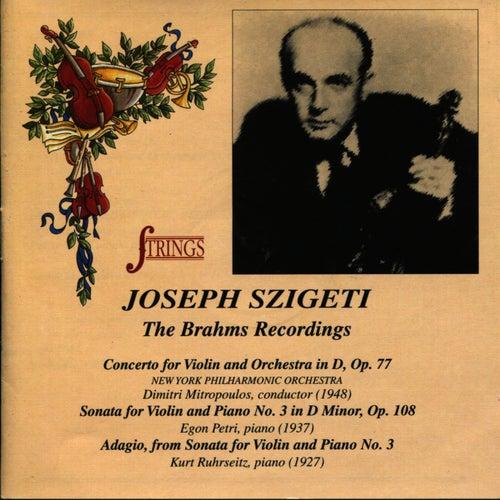 Joseph Szigeti by Joseph Szigeti