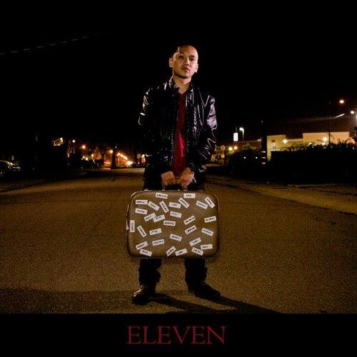 Eleven by A.M. Kidd