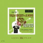 Elgar: Violin Concerto in B Minor, Op. 61 by Jascha Heifetz