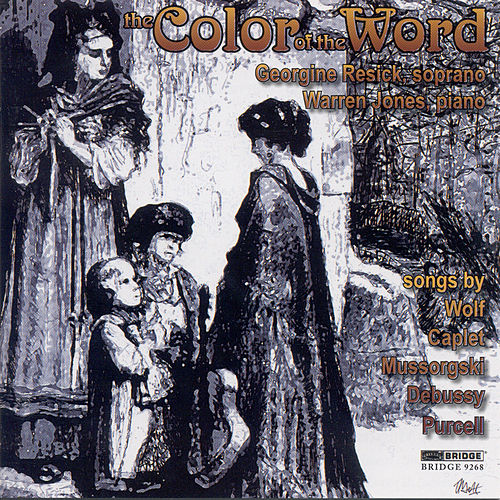 The Color of the Word by Georgine Resick