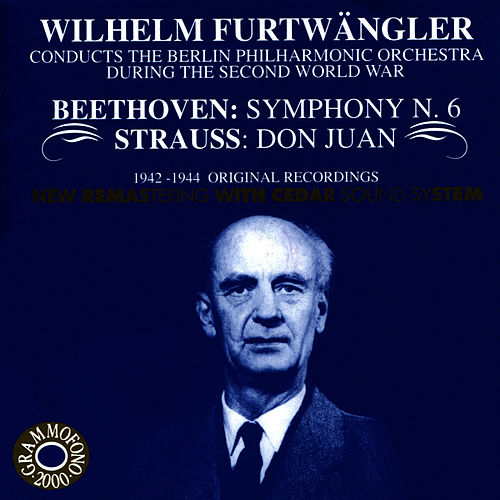 Beethoven: Symphony No. 6 in F Major, Op. 68, 'Pastorale' - Strauss: Don Juan, Op. 20 by Berlin Philharmonic Orchestra