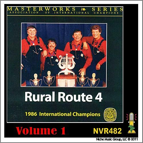 Rural Route 4 - Masterworks Series Volume 1 by Rural Route 4