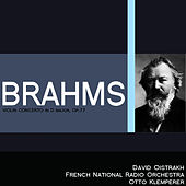 Brahms: Violin Concerto in D Major, Op. 77 by David Oistrakh