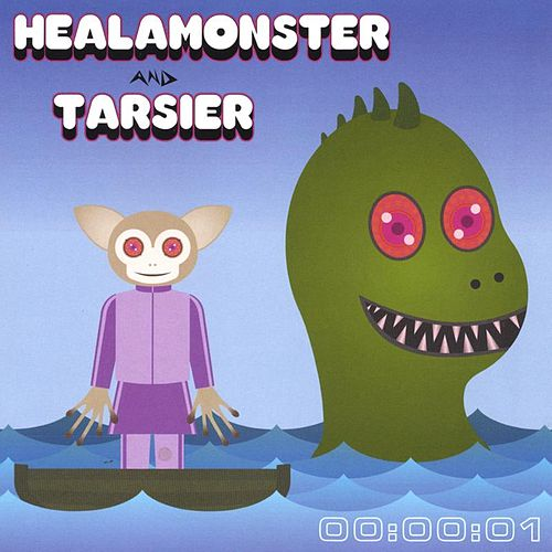 00:00:01 by Healamonster & Tarsier