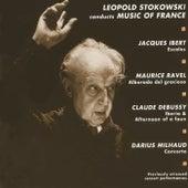 Stokowski Conducts Music of France by Leopold Stokowski