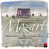 Mozart: Symphonie No. 29, KV201 & Concertos pour violon Nos. 2 et 3 by Various Artists