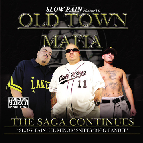 Old Town Mafia - The Saga Continues by Various Artists