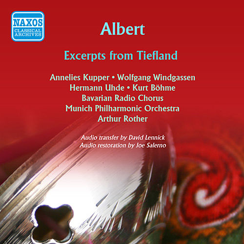Albert: Excerpts from Tiefland (1953) by Wolfgang Windgassen