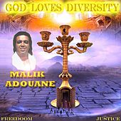 God Loves Diversity by Malik Adouane