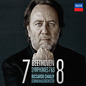 Beethoven: Symphonies Nos. 7 & 8 by Gewandhausorchester Leipzig