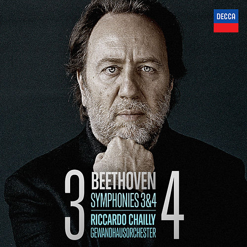 Beethoven: Symphonies Nos.3 & 4 by Gewandhausorchester Leipzig