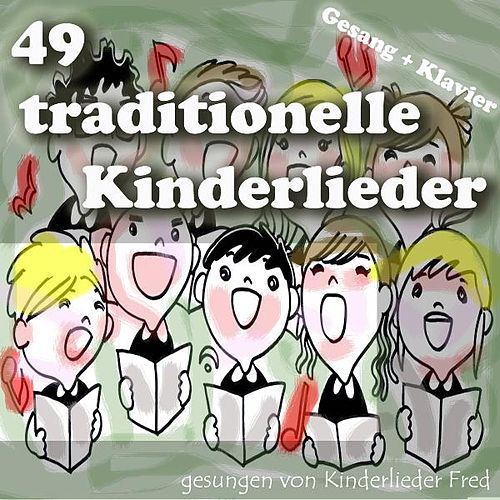 Kinderlieder by Kinderlieder Fred