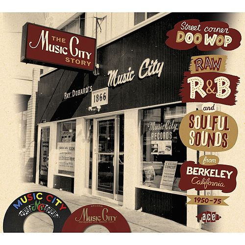 The Music City Story by Various Artists