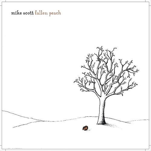 Fallen Peach by Mike Scott