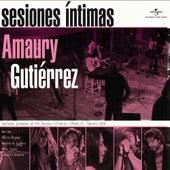 Sesiones Íntimas by Amaury Gutiérrez