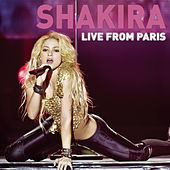 Live From Paris von Shakira