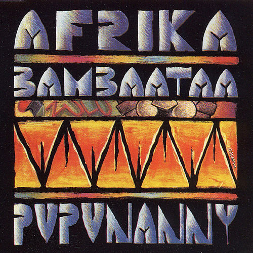 Pupunanny - Get Far Remix by Afrika Bambaataa