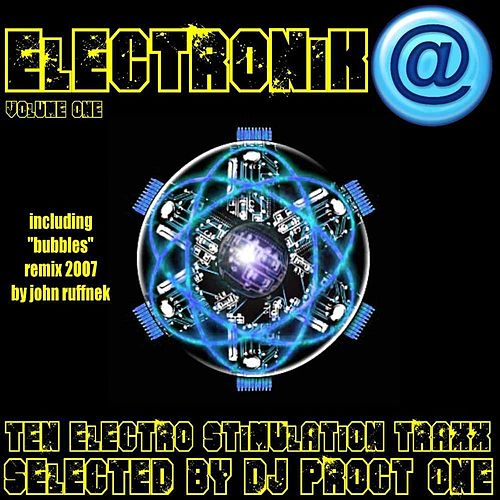 Electronika Volume One by Various Artists
