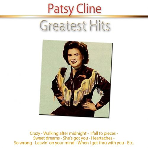 Greatest Hits - Crazy by Patsy Cline