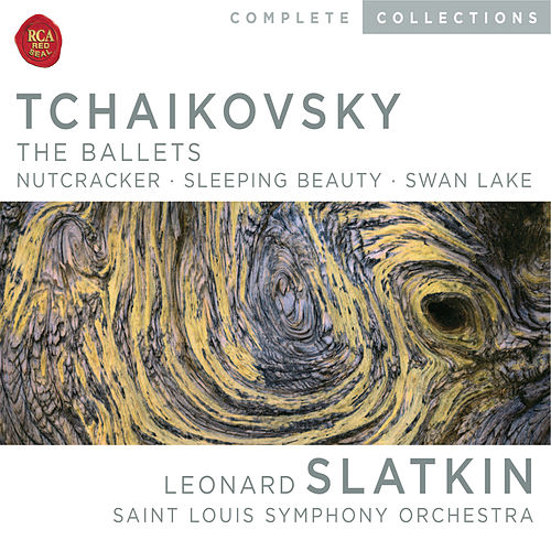 The Ballets:  Nutcracker, Sleeping Beauty, Swan Lake by Pyotr Ilyich Tchaikovsky