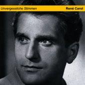 UnvergesslicheStimmen by René Carol