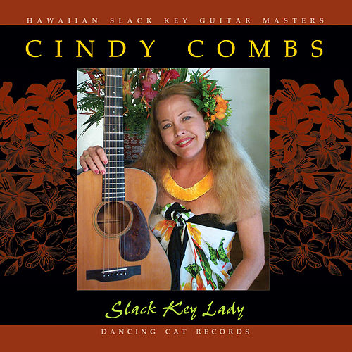 Slack Key Lady by Cindy Combs