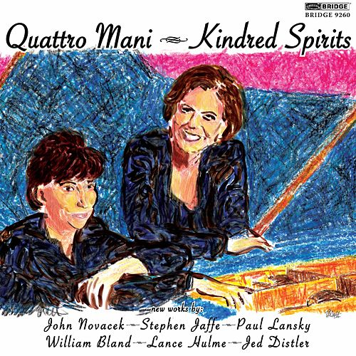 Kindred Spirits by Quattro Mani