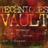Techniques Vault by Various Artists